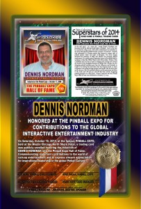 PINBALL-EXPO-2014-AWARDS-DENNIS-NORDMAN-HOF-RIBBON