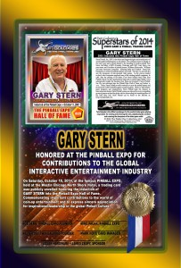PINBALL-EXPO-2014-AWARDS-GARY-STERN-HOF-RIBBON