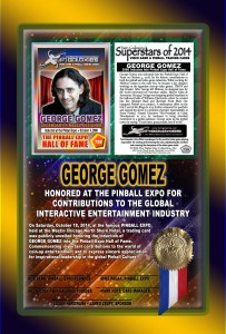 PINBALL-EXPO-2014-AWARDS-GEORGE-GOMEZ-RIBBON