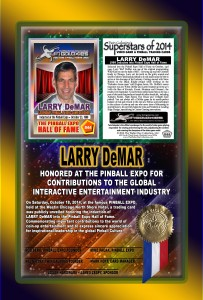 PINBALL-EXPO-2014-AWARDS-LARRY-DEMAR-RIBBON