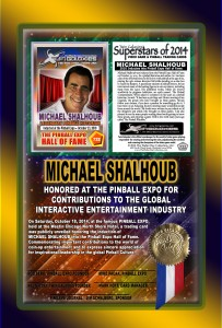 PINBALL-EXPO-2014-AWARDS-MICHAEL-SHALHOUB-RIBBON