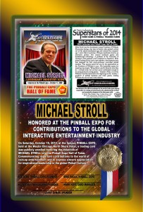 PINBALL-EXPO-2014-AWARDS-MICHAEL-STROLL-RIBBON