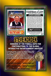 PINBALL-EXPO-2014-AWARDS-STEVE-KORDEK-RIBBON