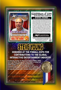 PINBALL-EXPO-2014-AWARDS-STEVE-YOUNG-RIBBON