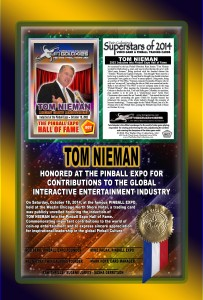 PINBALL-EXPO-2014-AWARDS-TOM-NIEMAN-HOF-RIBBON