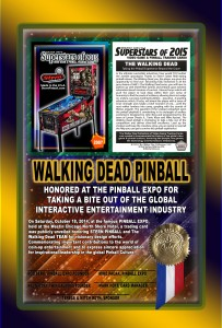 PINBALL-EXPO-2014-AWARDS-WALKING-DEAD-RIBBON
