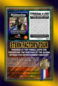 PINBALL-EXPO-2014-STERN-FACTORY-TOUR-RIBBON