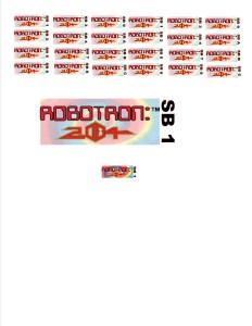 Tie-Die-Robotron ROM Label Rev1